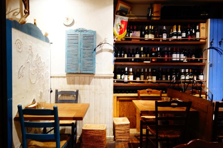 Taverna & Bar ITALIANO Tharros (タロス) 渋谷/南イタリア サルデーニャ島料理_a0287336_17404997.jpg