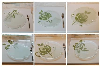お花とお茶でバラのおもてなし -短期レッスン_d0217944_11361126.jpg