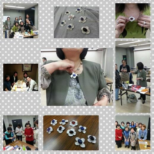 アートクレイ全国セミナー大阪を終えて_d0087572_0231020.jpg