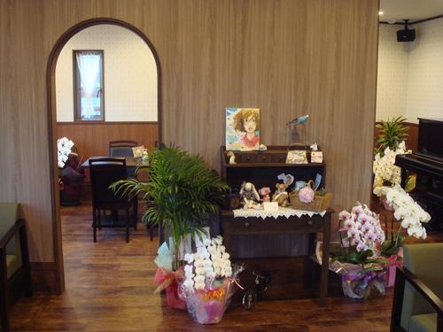 CAFÉ&DINING 葉菜_f0198201_15303141.jpg