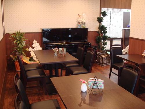 CAFÉ&DINING 葉菜_f0198201_15305679.jpg
