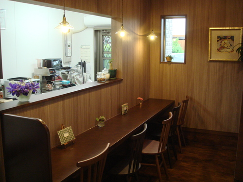 CAFÉ&DINING 葉菜_f0198201_15314875.jpg