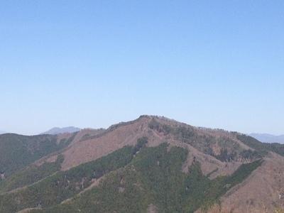 陣場から高尾山①_e0239908_22324557.jpg