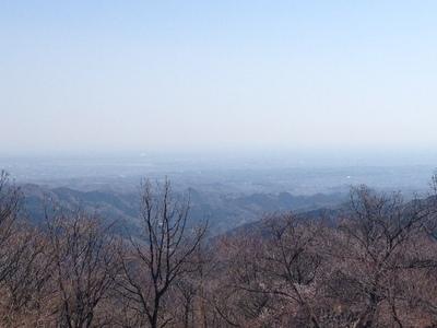 陣場から高尾山①_e0239908_22334028.jpg