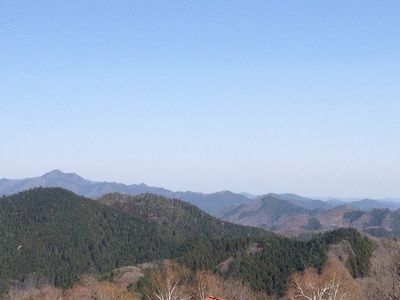 陣場から高尾山①_e0239908_2233663.jpg