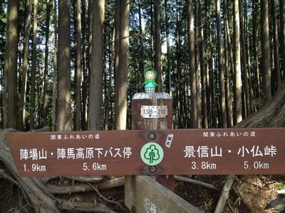 陣場から高尾山②_e0239908_22493528.jpg