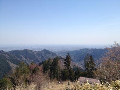陣場から高尾山②_e0239908_22531291.jpg