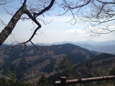 陣場から高尾山③_e0239908_2386100.jpg