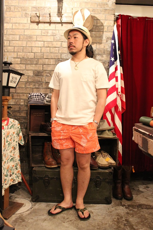 """GERRY\"" SWIM SHORTS ご紹介_f0191324_942668.jpg"