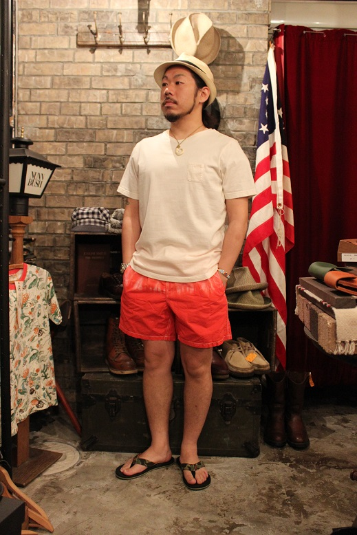 """GERRY\"" SWIM SHORTS ご紹介_f0191324_9435714.jpg"