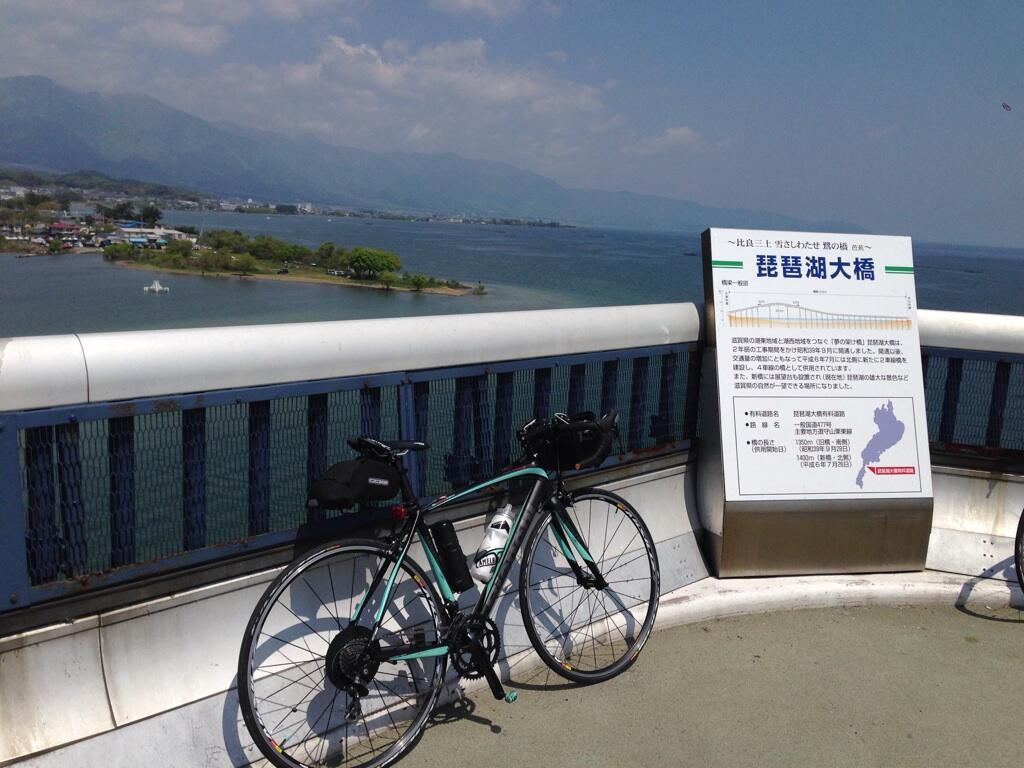 琵琶湖ライド_e0065645_22543694.jpg