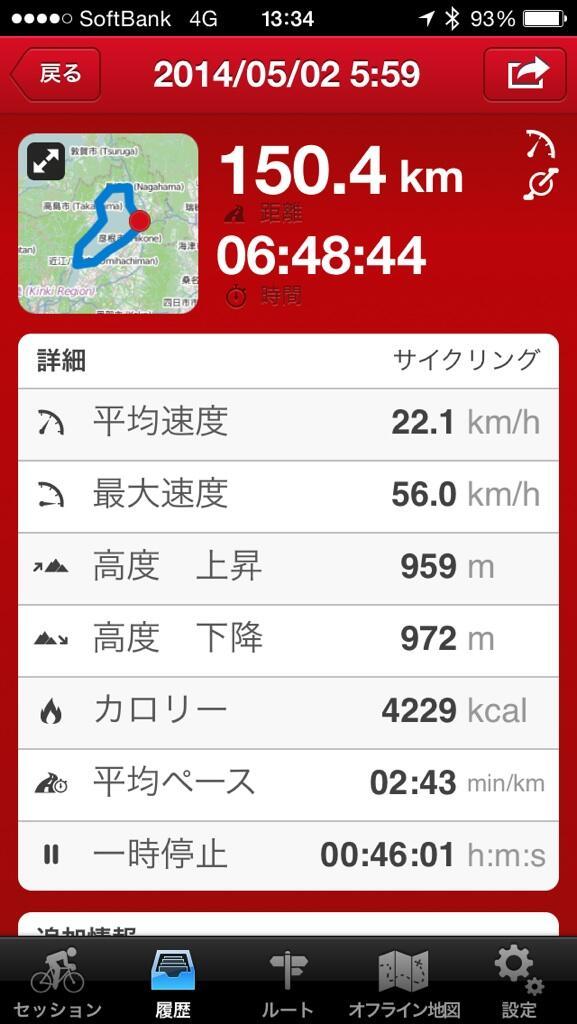 琵琶湖ライド_e0065645_2255209.jpg