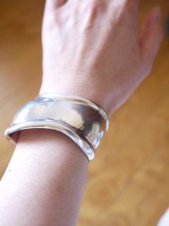 母の日、エルサ・ペレッティの指輪をいただきました by Meg_c0008664_151722100.jpg