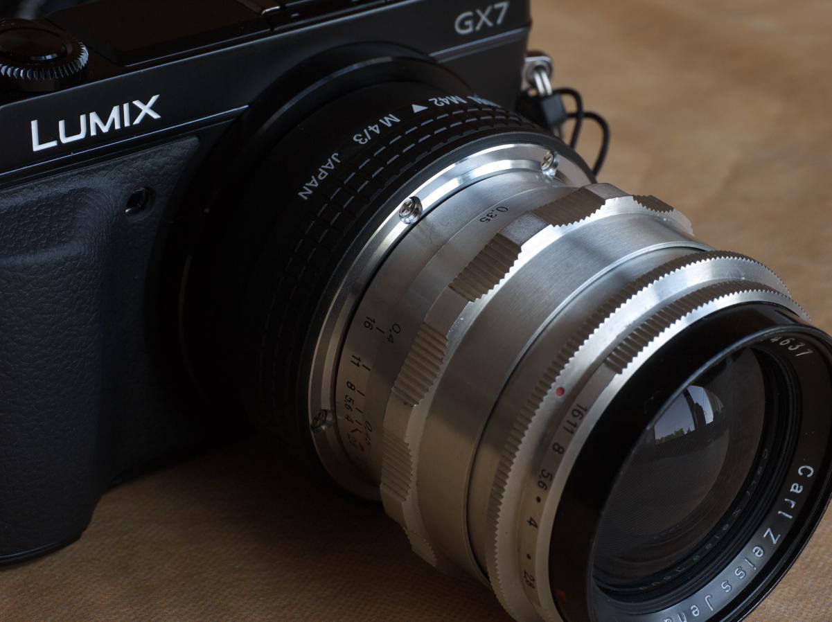 Flektogon 35mm F2.8 (前期型・シルバー) レンズ性能_b0161171_14193972.jpg