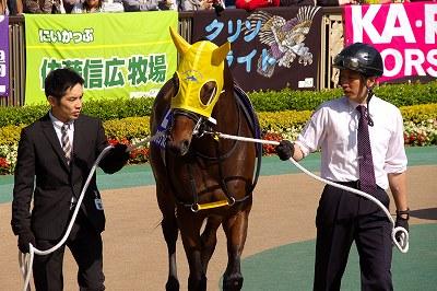 NHKマイルCは、ミッキーアイルが逃げ切り5連勝でGI初制覇!_b0015386_2221208.jpg