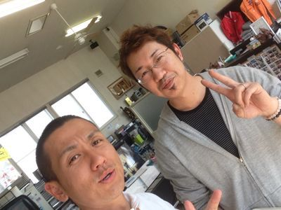 ランクル、ハマー専門店、札幌トミー あきひさBlog_b0127002_19264519.jpg