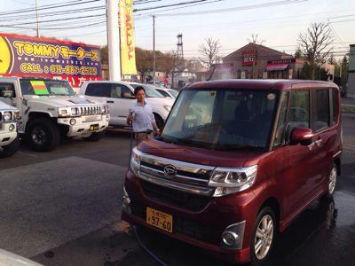 ランクル、ハマー専門店、札幌トミー あきひさBlog_b0127002_19271232.jpg