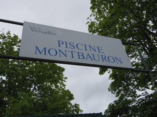 ベルサイユのプール?! Piscine Montabauron in Versailles_e0123104_0501534.jpg