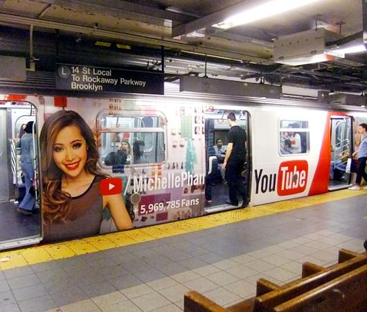 YouTubeチャンネルのスターをスターとして宣伝しはじめたYouTube_b0007805_2019472.jpg