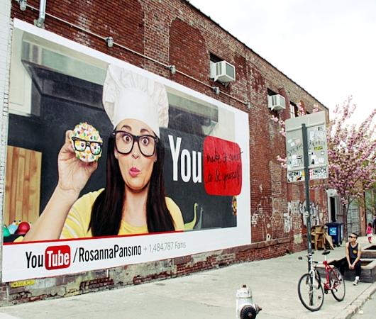 YouTubeチャンネルのスターをスターとして宣伝しはじめたYouTube_b0007805_20212117.jpg
