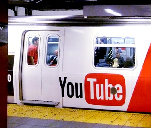 YouTubeチャンネルのスターをスターとして宣伝しはじめたYouTube_b0007805_20422468.jpg