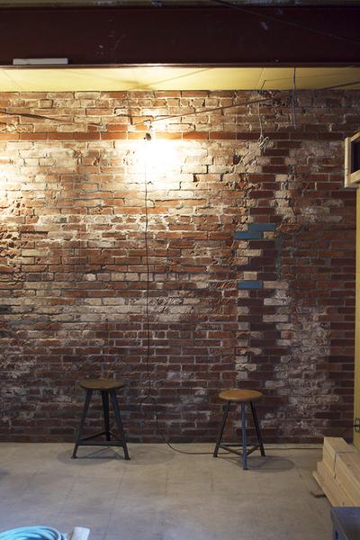 『YANBARU』  内装煉瓦造形工事no,5_f0192906_21171316.jpg