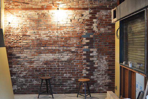 『YANBARU』  内装煉瓦造形工事no,5_f0192906_21183182.jpg