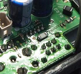 【FT-817ND】修理完了_d0106518_16224580.jpg
