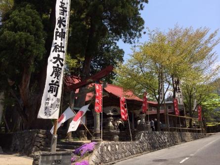 【つくよね神社】お祭り!& 登山!_f0101226_00074551.jpg