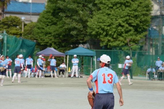 春季都大会 日出VS淑徳③_b0249247_2314656.jpg