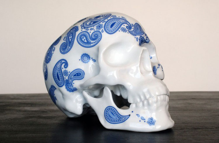 Skull Cashmere Blue by Noon_e0118156_371272.jpg