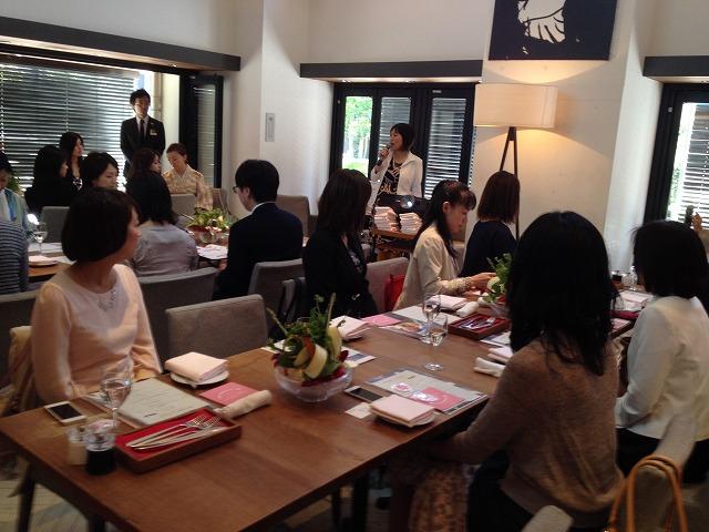 ぽんママ会×ジョイセフ、母の日スペシャルイベントが開催されました_c0212972_1043830.jpg