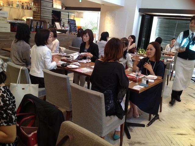ぽんママ会×ジョイセフ、母の日スペシャルイベントが開催されました_c0212972_10442396.jpg