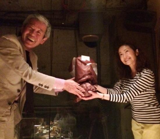 Bunkamuraシアターコクーンの25周年企画「殺風景」の夜_a0138976_17504694.jpg