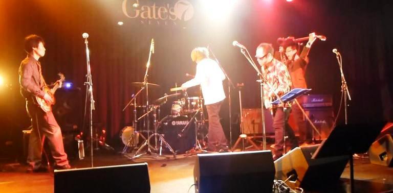 2014年5月4日、カラフルどんたくライブ@Gate\'7、第1部のライブレポ♪_e0188087_112659.jpg