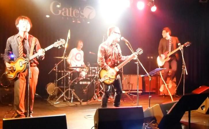 2014年5月4日、カラフルどんたくライブ@Gate\'7、第1部のライブレポ♪_e0188087_183236.jpg