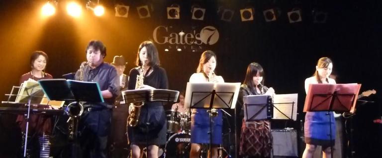 2014年5月4日、カラフルどんたくライブ@Gate\'7、第2部のライブレポ♪_e0188087_21191757.jpg