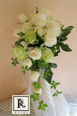Wedding  Bouquets 05.11 Hさま _c0128489_23294271.jpg