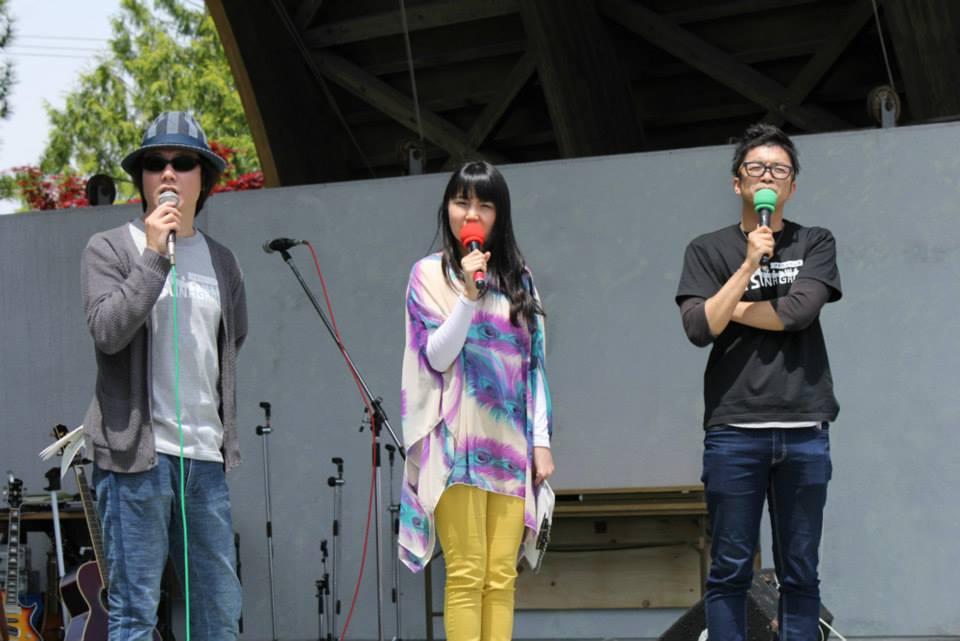 2014「つけち森林の市」ツナガルベンチ・イベント終了!祝日本一!!_a0299898_1714453.jpg