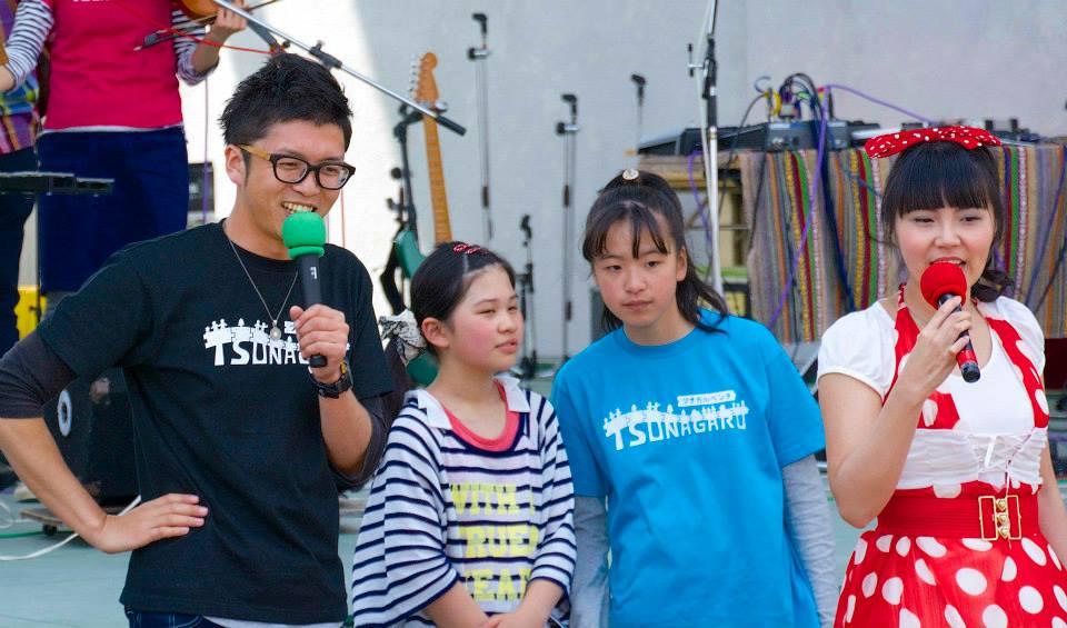 2014「つけち森林の市」ツナガルベンチ・イベント終了!祝日本一!!_a0299898_1726958.jpg