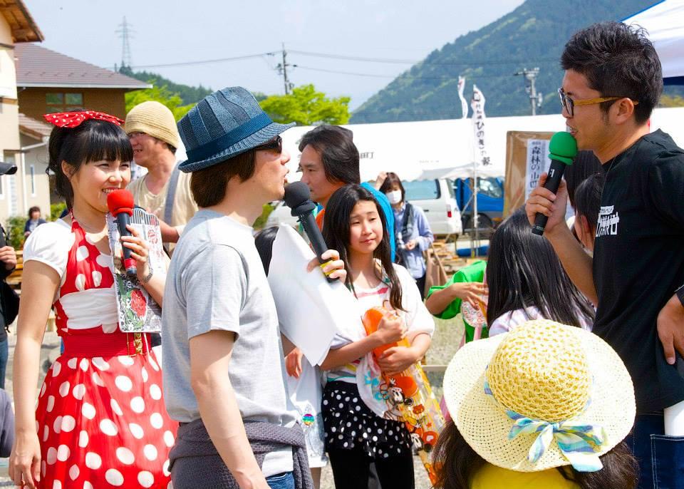 2014「つけち森林の市」ツナガルベンチ・イベント終了!祝日本一!!_a0299898_19103937.jpg