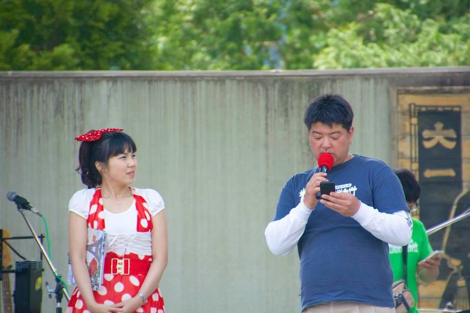 2014「つけち森林の市」ツナガルベンチ・イベント終了!祝日本一!!_a0299898_19191526.jpg