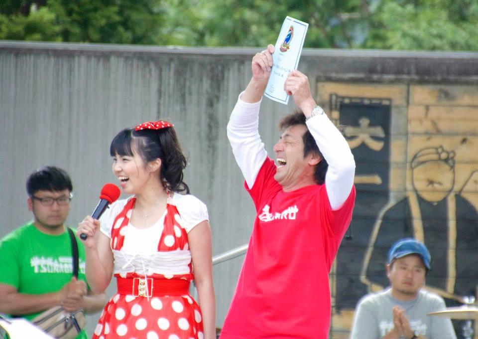 2014「つけち森林の市」ツナガルベンチ・イベント終了!祝日本一!!_a0299898_1925284.jpg