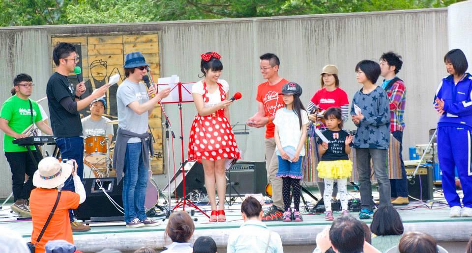 2014「つけち森林の市」ツナガルベンチ・イベント終了!祝日本一!!_a0299898_19272524.jpg