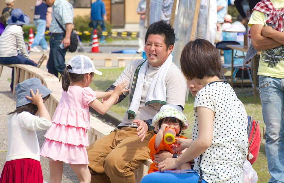 2014「つけち森林の市」ツナガルベンチ・イベント終了!祝日本一!!_a0299898_1994056.jpg