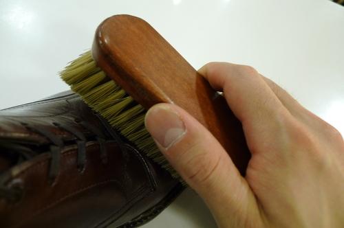 継続しやすい、シンプルな靴のお手入れ法_d0166598_1523726.jpg