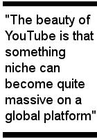 YouTubeチャンネルのスターをスターとして宣伝しはじめたYouTube_b0007805_2055782.jpg