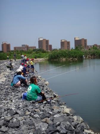 【ご報告】外来魚駆除釣り大会を開催しました!_a0263106_16333918.jpg