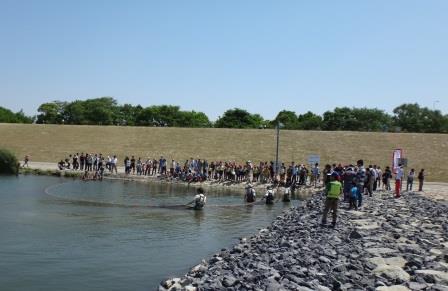 【ご報告】外来魚駆除釣り大会を開催しました!_a0263106_16531548.jpg