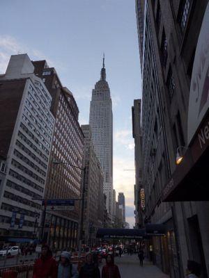 14年4月 NY  6★翌日の下見を兼ねて、いざ!街へ_d0285416_21405479.jpg